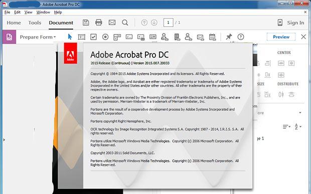 Adobe Acrobat Pro DC Latest Version for Windows Free