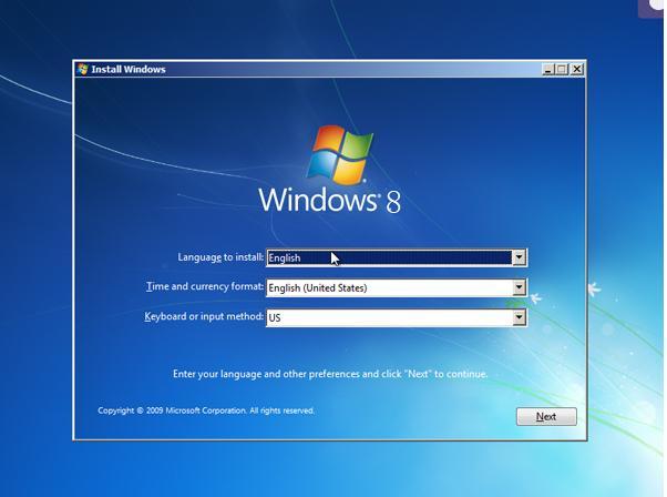 Windows 8 professional iso download