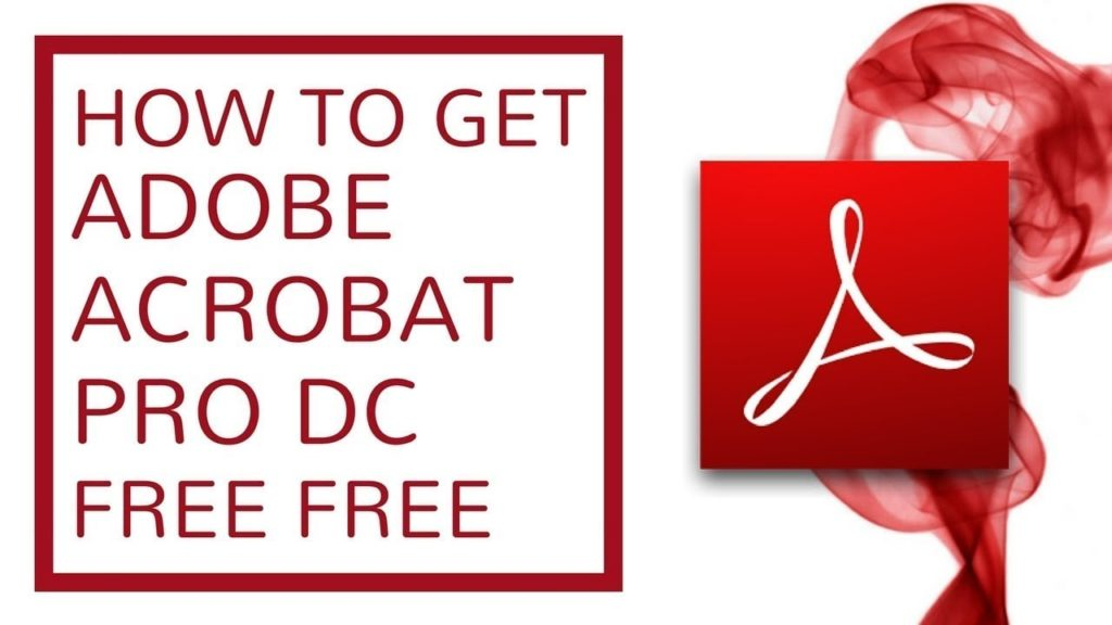 Adobe Acrobat Pro DC Latest Version for Windows Free