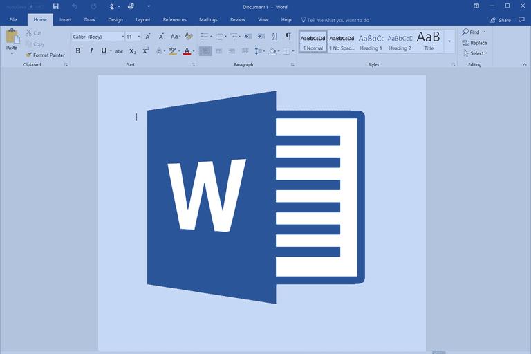 Microsoft office 2019 word