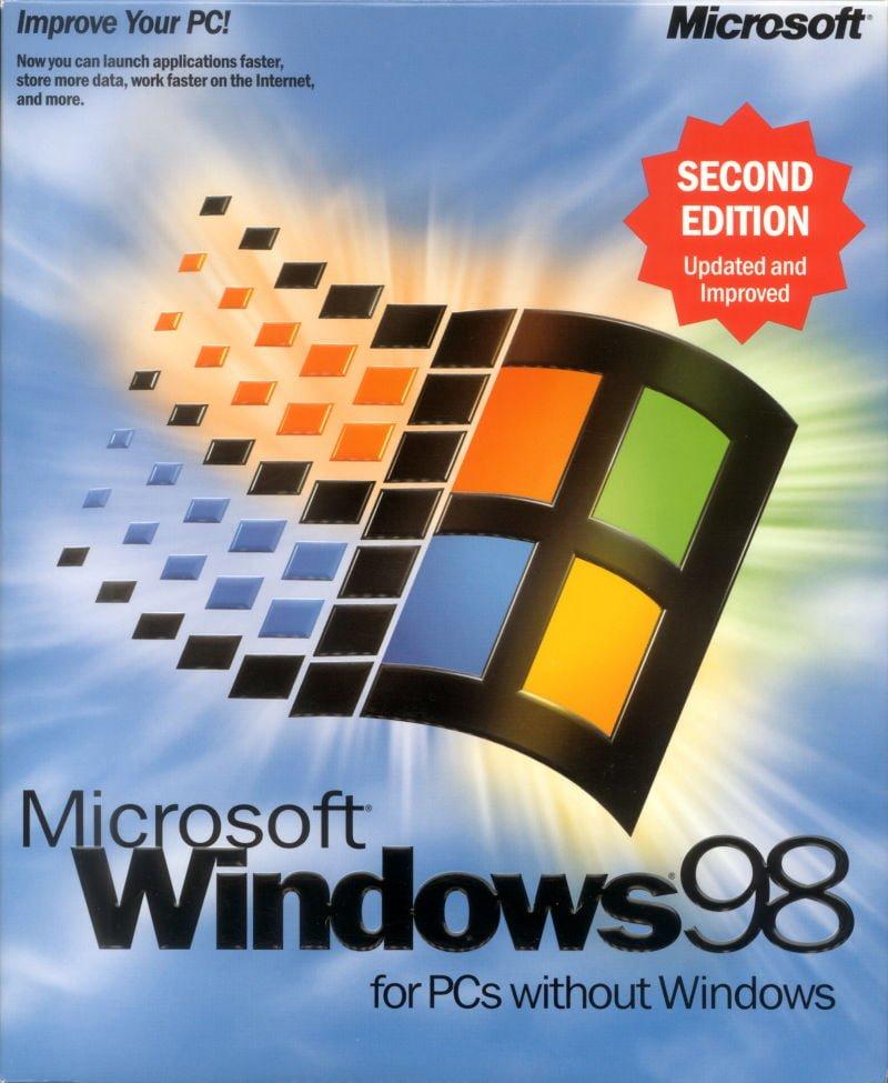 Windows 98 ISO: Windows 98 SE free download 1