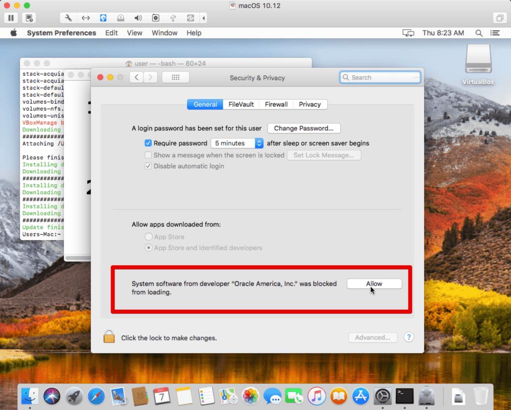 How to Install macOS High Sierra on VirtualBox on Windows