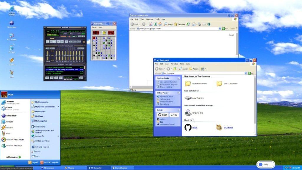 windows xp donwload