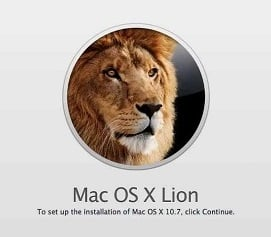 Mac OS X Lion 10.7 ISO / DMG file Direct Download