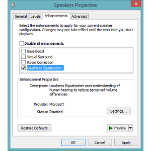 Three ways to Increase the Volume to Maximum in Windows