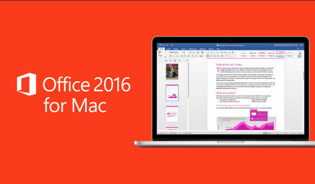 Microsoft Office 2016 for Mac Home & Business free Download 2
