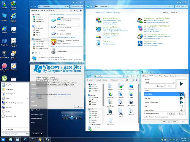 If are you looking for Windows 7 Lite Edition Free download