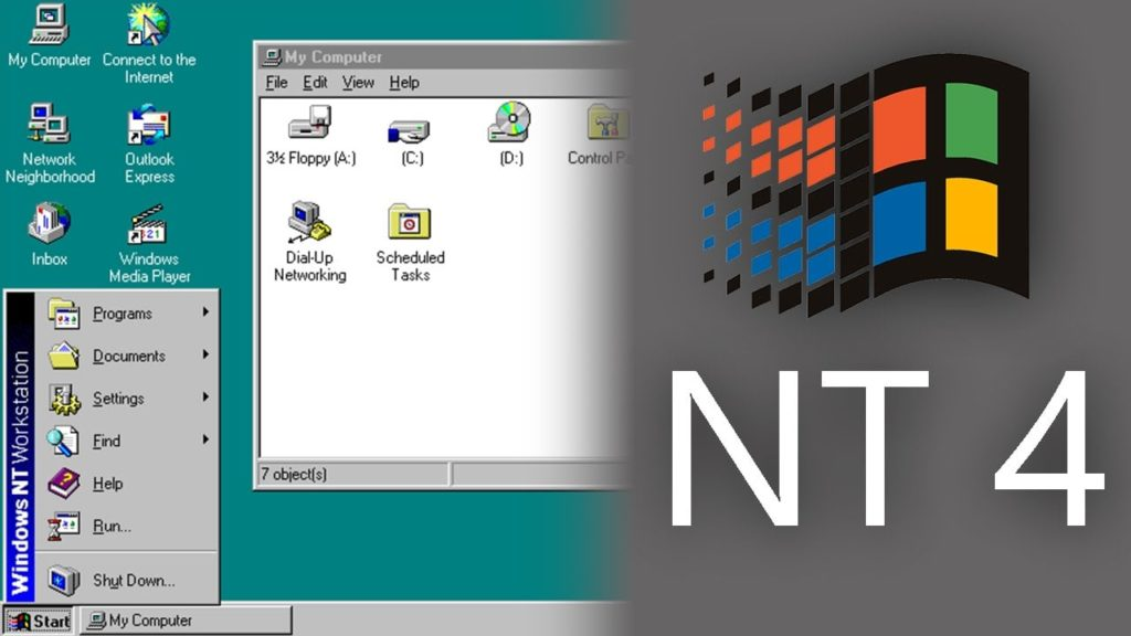 How to Download Windows NT 4.0 4.0 free