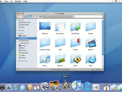 Download Mac OS X Tiger 10.4 ISO / DMG image directly