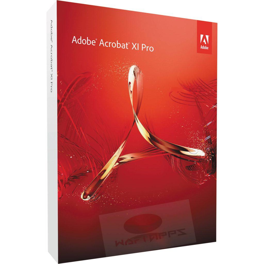 Adobe acrobat xi pro free download [updated 2020] softlinko.