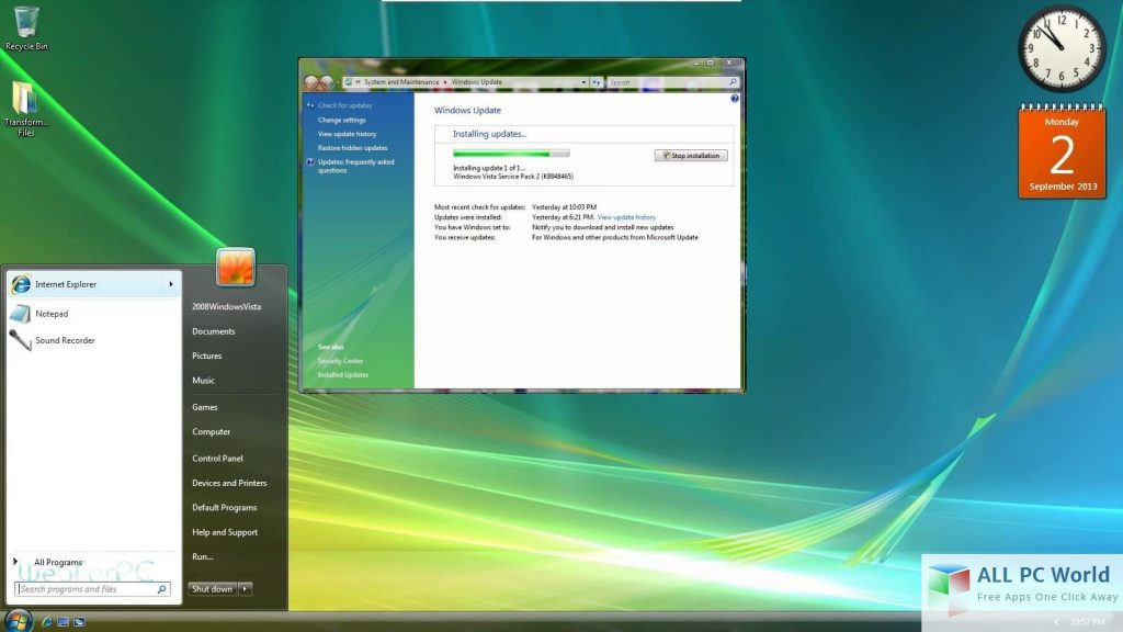 How to Download Windows Vista Business edition ISO free