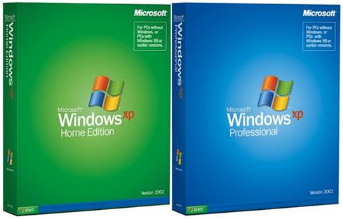 Window XP Home Edition Download free