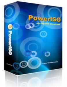 Download Power ISO v7.5 full version for free 2