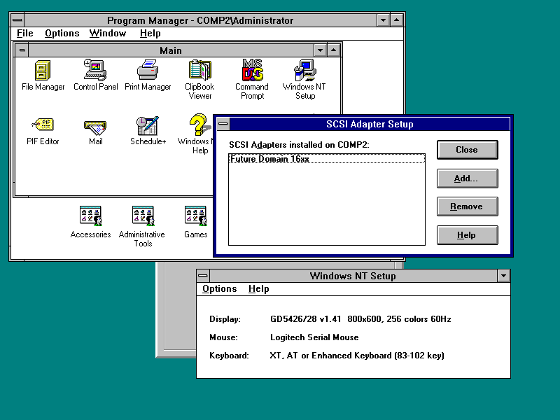 Where can you Download Windows NT 3.1 for workstation and server ISO file