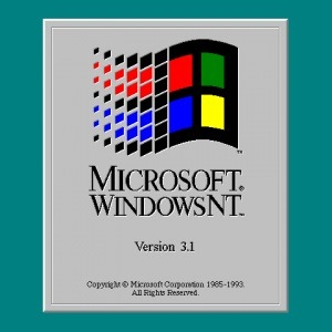 Download Windows NT 3.1 ISO file (Workstation and Server)