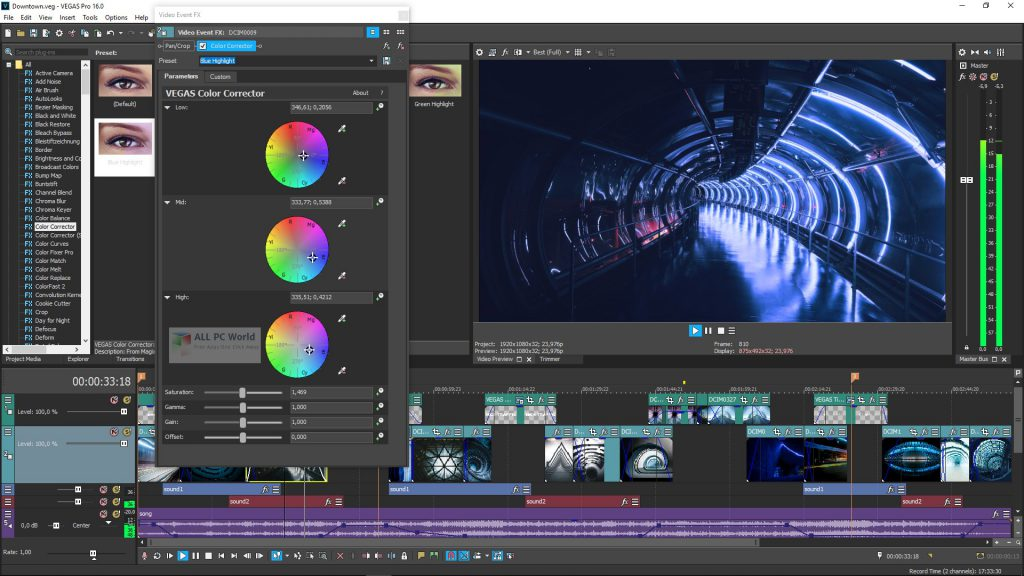 Where can you download Sony Vegas Pro 17 with latest version