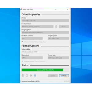 Download Rufus 2019 latest version for Windows