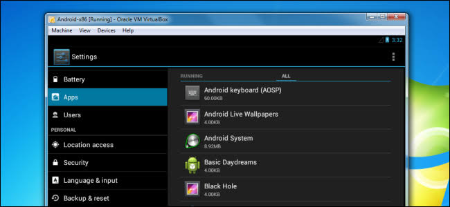 How can Install Android OS on your PC using Virtual Machine