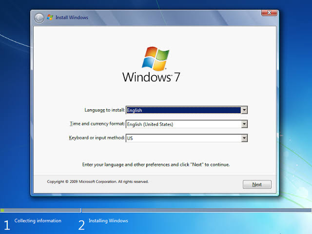 How to get Windows 7 Professional Edition ISO for 32-bit and 64-bit