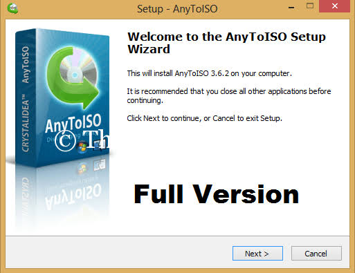 How to Download AnyToISO Latest Pro Version for Windows and Mac