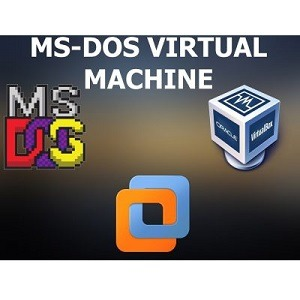 Download and Install MS-DOS Disk Image in Virtual Machine 2