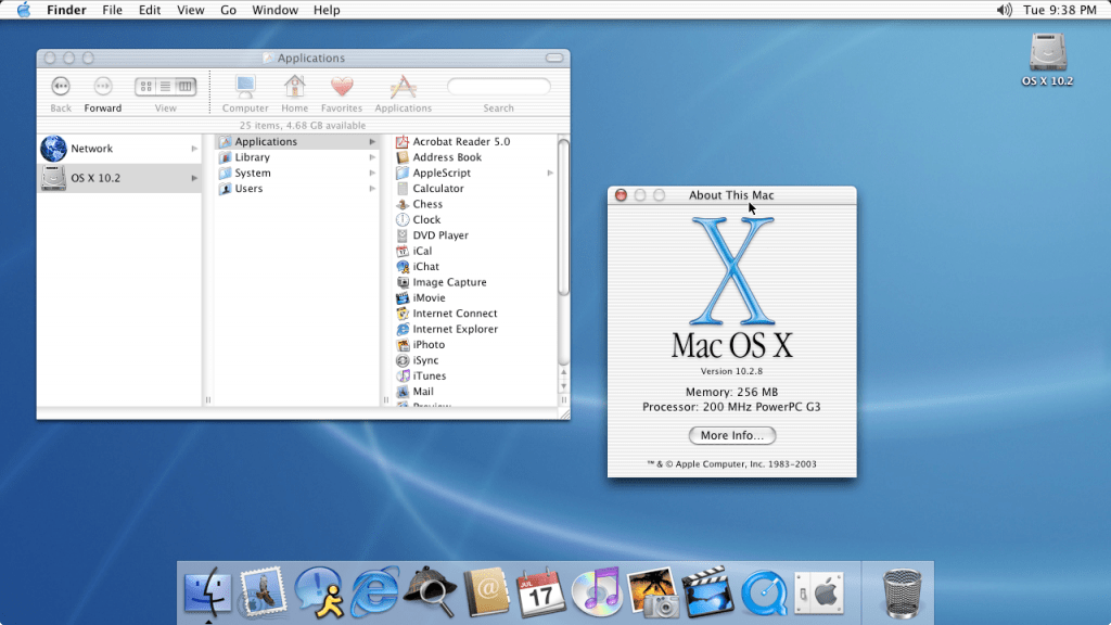 If are you looking for Mac OS X 10.2 Jaguar free download