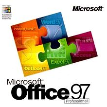 Download Microsoft Office 97 Professional for free