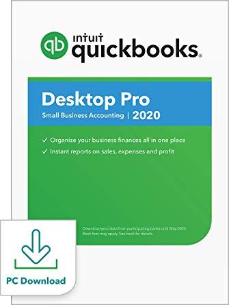Download QuickBooks Desktop Pro 2020 Full Version for free 2