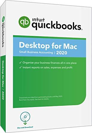 Download QuickBooks Mac Desktop 2020 for free 1