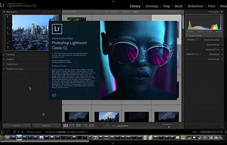 Where can you free download Adobe Lightroom CC 2020 for Mac