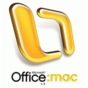 Download Microsoft Office v.X for Mac 2