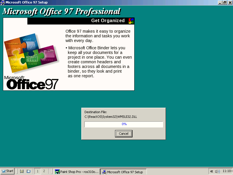How to download Microsoft Office 97 Professional