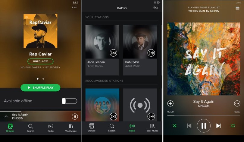 If are you looking for download Spotify Premium Apk for Android