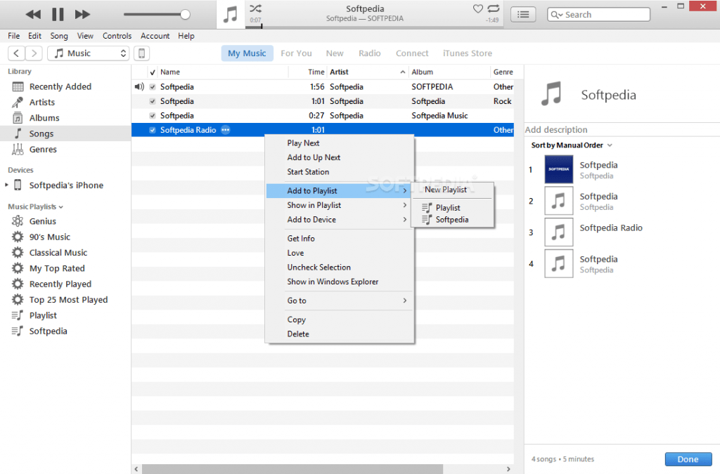 Why are you download iTunes 12.10.7 full version for free