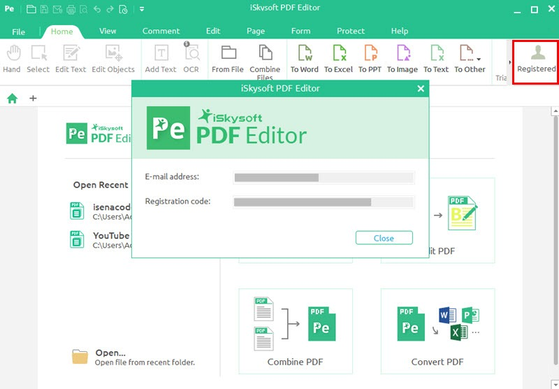 Where can you download iskySoft PDF Editor Professional 6